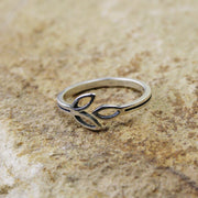 Olive Branch Ring - Made for Freedom