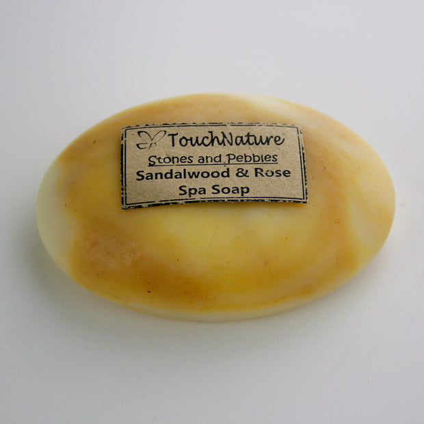 Spa Soap - Stones and Pebbles