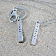 Seek Justice Necklace - Made for Freedom