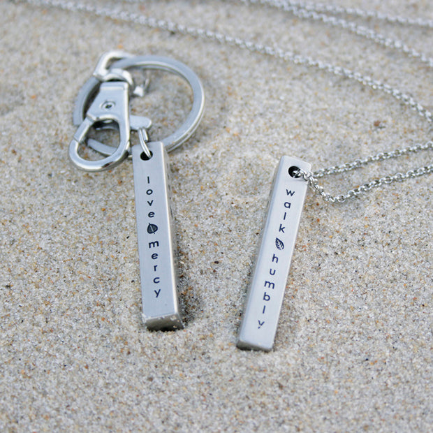 Seek Justice Necklace