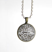 Speak Up Necklace - Made for Freedom