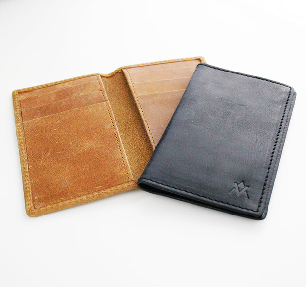 Vertical Wallet - Made for Freedom