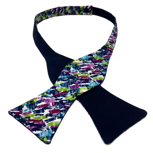 Paint Palette Bow Tie - Made for Freedom