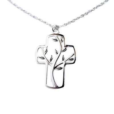 Cross of Life Necklace (268)