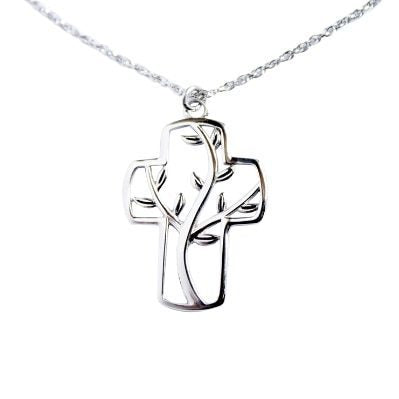 Cross of Life Necklace