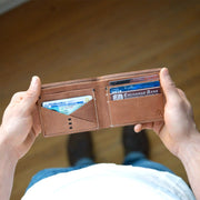 Bi fold Wallet - Made for Freedom