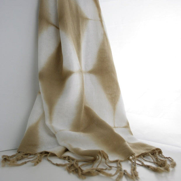 Sand Fringe Scarf - Made for Freedom