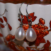 Classic Pearl Earrings (264)