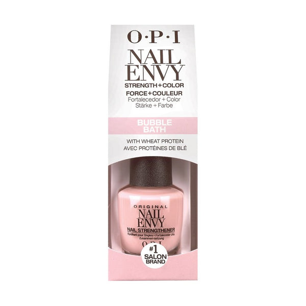 OPI Nail Envy Strength & Color Bubble Bath 15ml