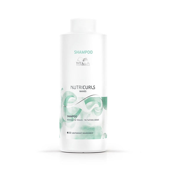 Wella Professionals Nutricurls Waves Shampoo 1000ml