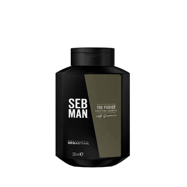 Sebastian Professional Seb Man The Purist Purifying Shampoo 250ml