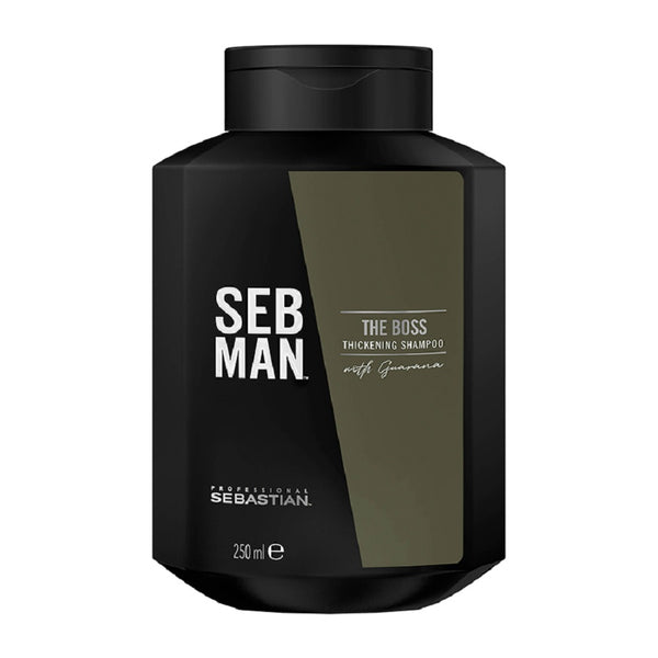 Sebastian Professional Seb Man The Boss Shampoo 250ml