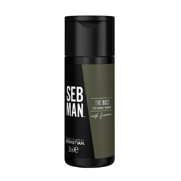 Sebastian Professional Seb Man The Boss Shampoo 50ml