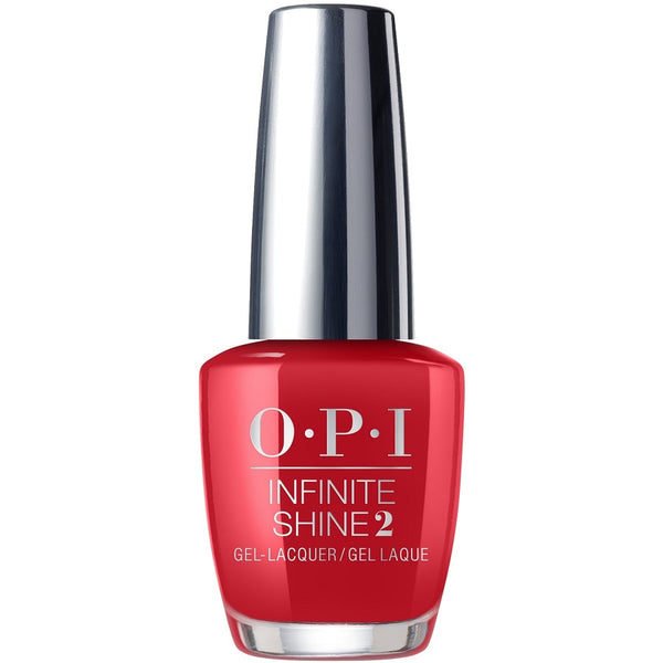 OPI Infinite Shine Big Apple Red ISLN25 15ml