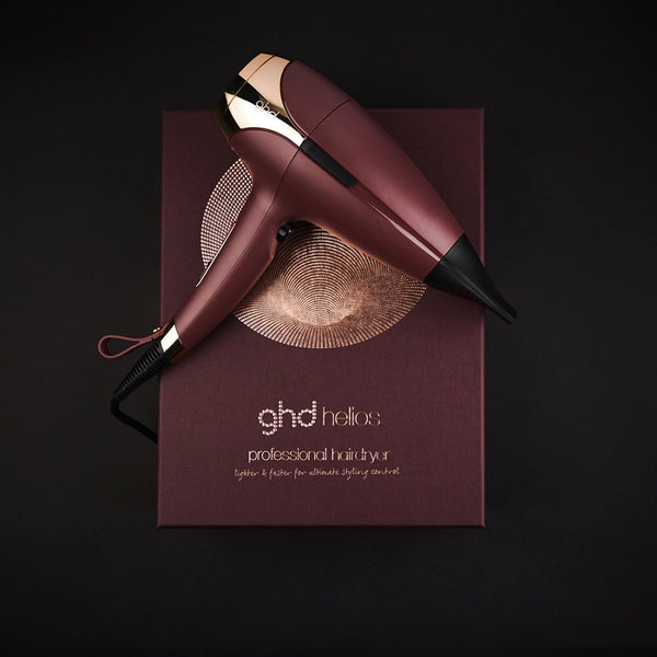 Ghd Helios Professional Hair Dryer Plum 2200 Watt
