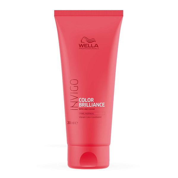 Wella Professionals Invigo Color Brilliance Conditioner Fine Hair 200ml