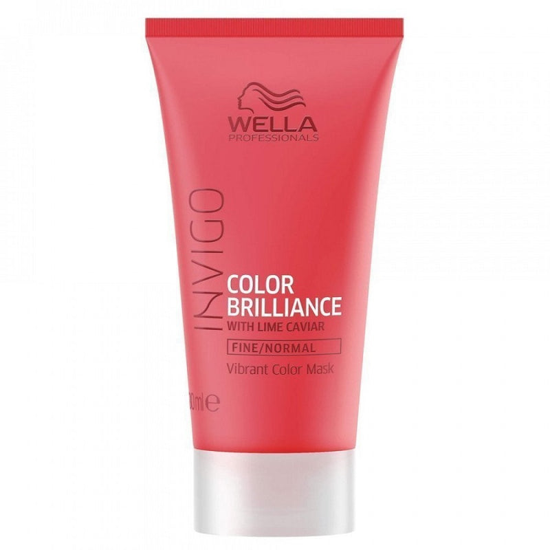 Wella Professionnals Invigo Color Brilliance Vibrant Color Mask Fine 30ml