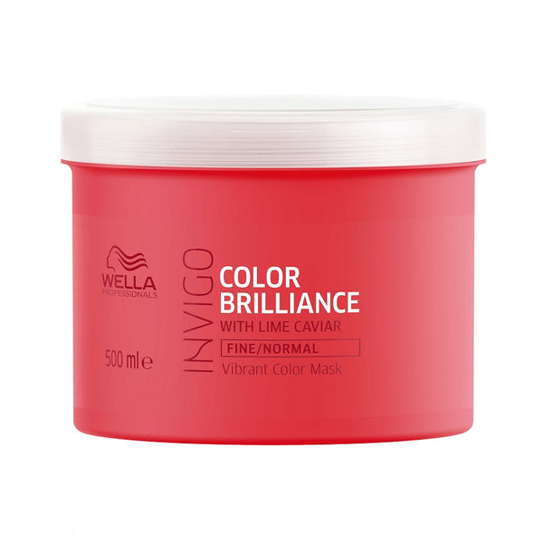 Wella Professionnals Invigo Color Brilliance Vibrant Color Mask Fine 500ml