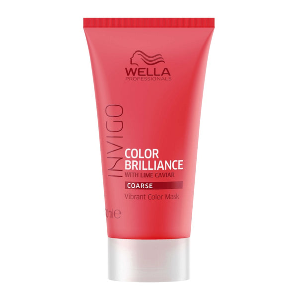 Wella Professionals Invigo Color Brilliance Vibrant Color Mask Coarse 30ml