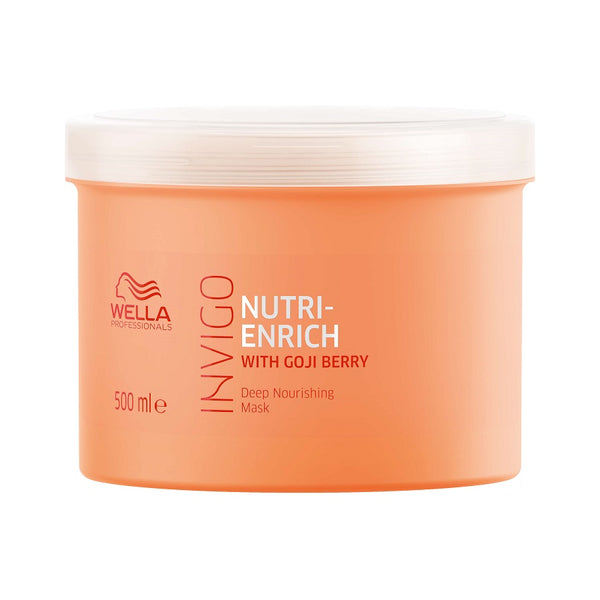 Wella Profesionnals Invigo Nutri-Enrich Deep Nourishing Mask 500ml