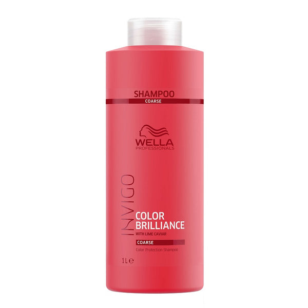 Wella Professional Invigo Color Brilliance Shampoo Coarse Hair 1000ml