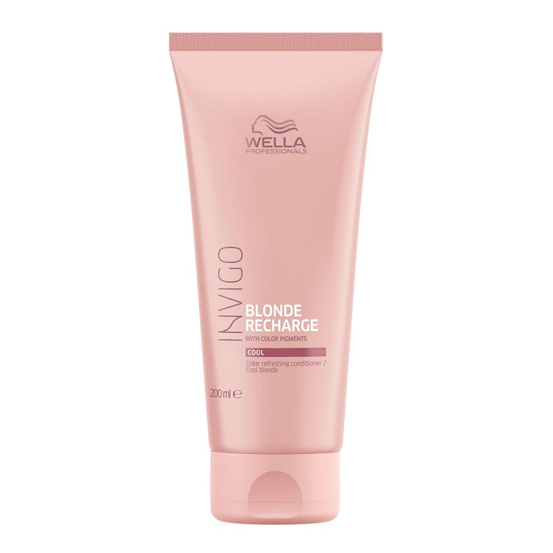Wella Professionals Invigo Blonde Recharge Cool Blonde Conditioner 200ml