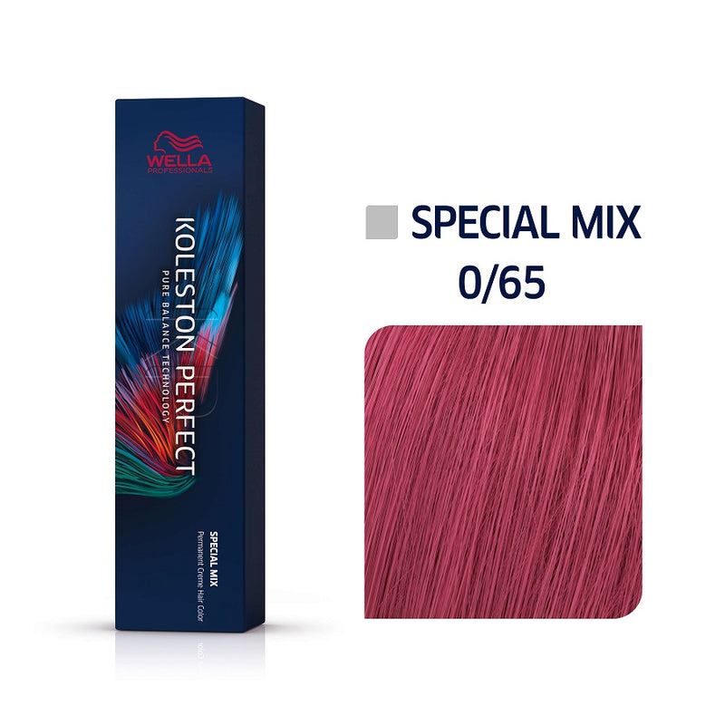 Wella Koleston Perfect ME+ Special Mix 0/65 Βιολέ Μαονί 60ml