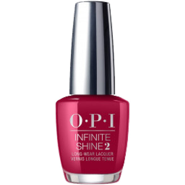 OPI Infinite Shine Red ISLL72 15ml