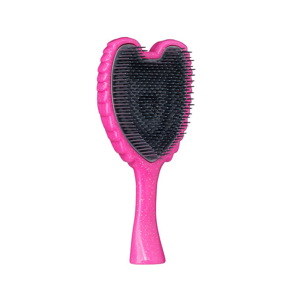 Tangle Angel Essentials Brush Pink sparkle/grey