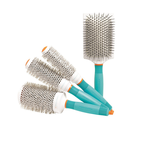 Moroccanoil Paddle Ceramic Ionic Brush