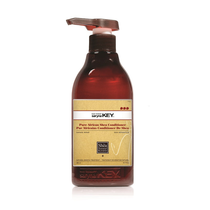 SarynaKey Pure African Shea Damaged Repair Conditioner 300ml