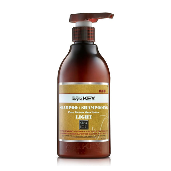 SarynaKey Pure Africa Shea Damage Repair Light Shampoo 300ml