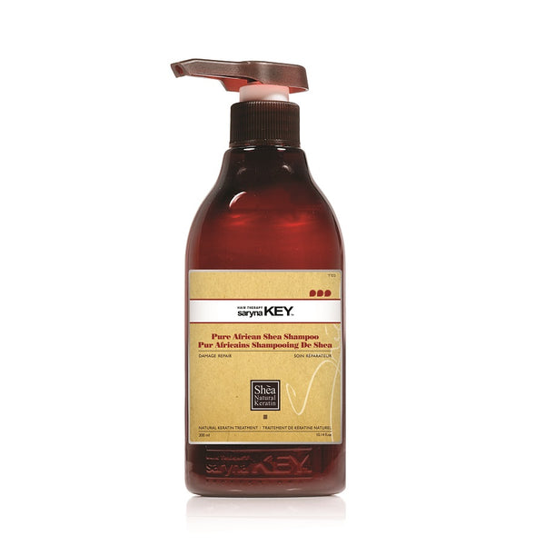 SarynaKey Pure African Shea Damaged Repair Shampoo 300ml