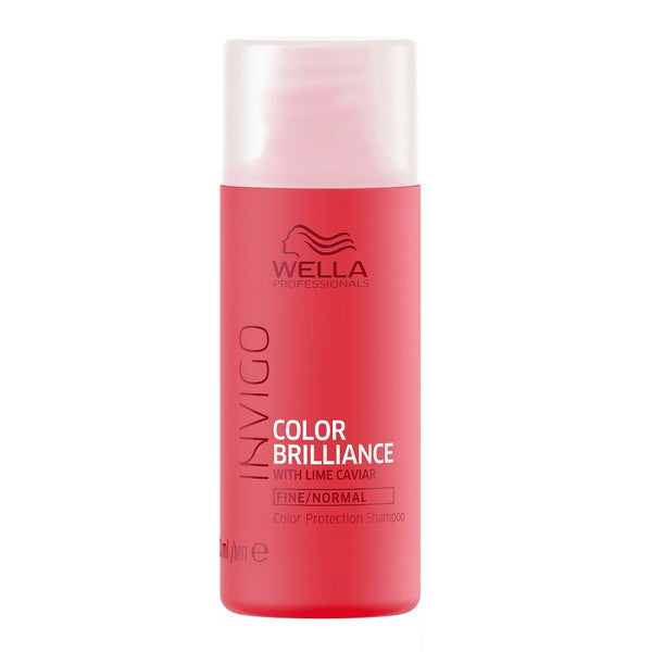 Wella Professionals Invigo Color Brilliance Shampoo Fine 50ml