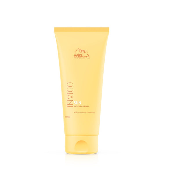 Wella Professionals Invigo Sun After Sun Cleansing Conditioner 200ml