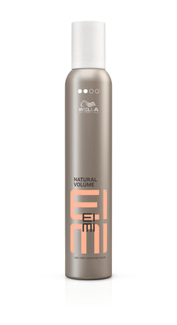Wella Professionals Eimi Natural Volume Mousse 300ml