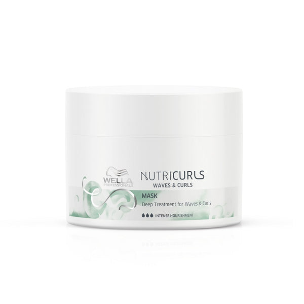 Wella Professionals Nutricurls Deep Treatment Mask 150ml