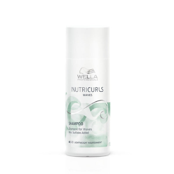 Wella Professionals Nutricurls Waves Shampoo 50ml