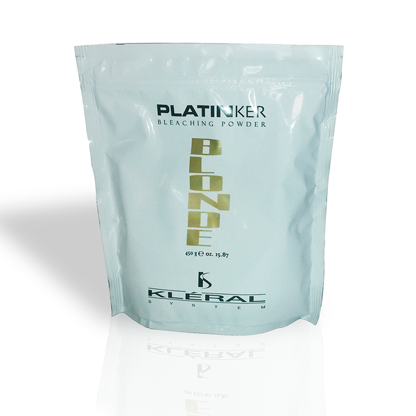 Kleral Blonde Platinker Blue Type Σκόνη ξανοίγματος 450gr