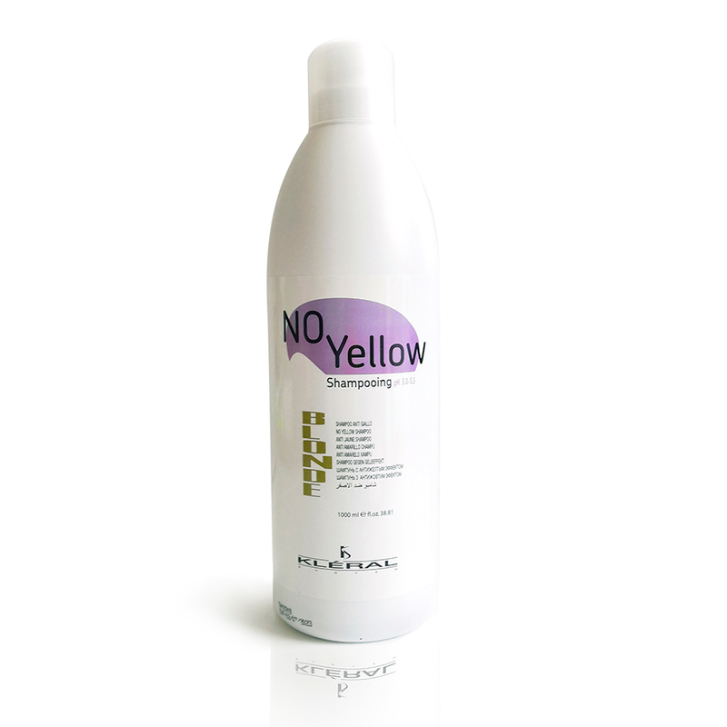Kleral Blonde No Yellow Σαμπουάν PH 5.0 - 5.5 1000ml