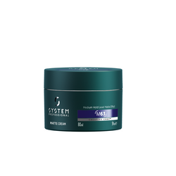 System Professional Man Matte Cream 80ml (M63)
