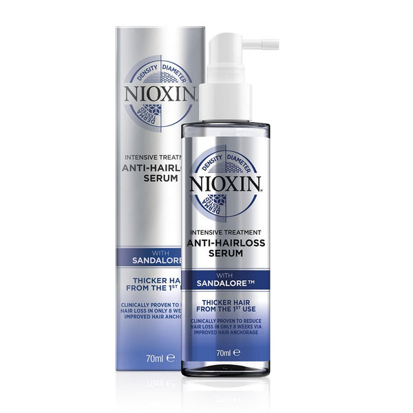 Nioxin Anti Hair Loss Serum with Sandalore 70ml