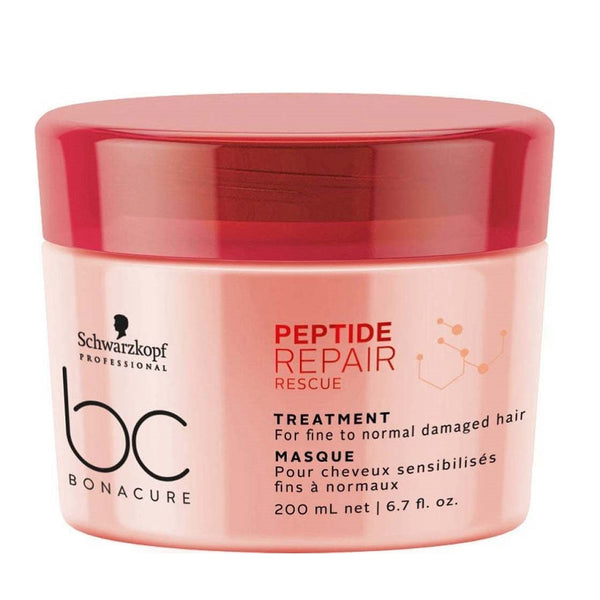 Schwarzkopf Professional BC Bonacure Peptide Rescue Treatment Mask 200ml