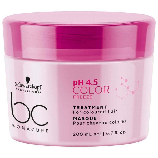 Schwarzkopf Professional BC Bonacure pH 4.5 Color Freeze Mask 200 ml