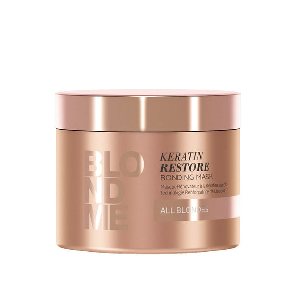 Schwarzkopf Professional Blondme Keratin Restore Bonding Mask All Blondes 200ml