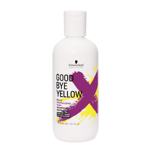 Schwarzkopf Professional Good Bye Yellow Shampoo 300ml