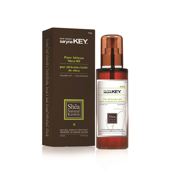 SarynaKey Pure African Shea Oil Volume Lift 110ml