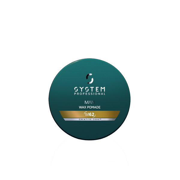 System Professional Man Wax Pomade 80ml (M62)