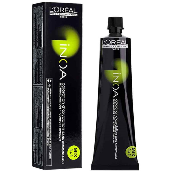 L'oreal Professionnel INOA Fundamental 6.3 Ξανθό Σκούρο Ντορέ 60gr