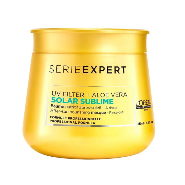 L'Oréal Professionnel Solar Sublime UV Filter + Aloe Vera Masque 250ml